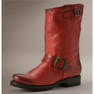 FRYE Veronica Slouch Leather Boot